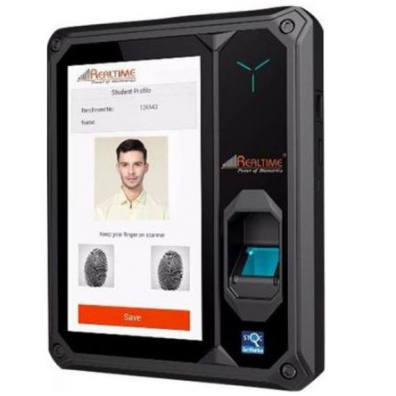 Realtime Biometric T502